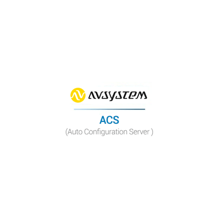 ACS Auto Configuration Server