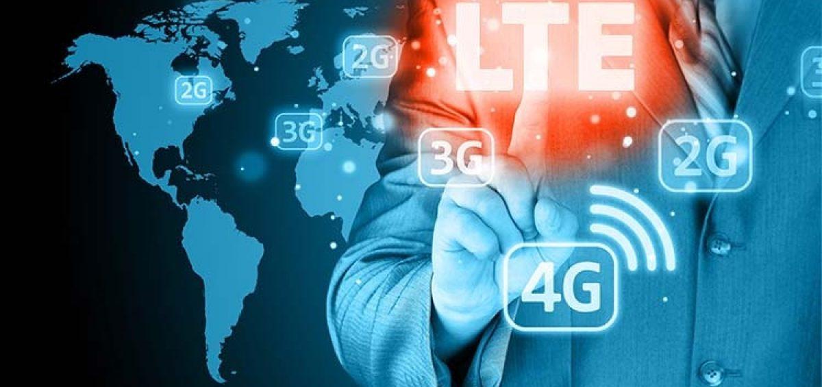 تفاوت شبکه های 4g و LTE - difference between 4G and LTE