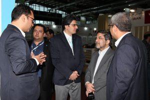 نمایشگاه تلکام 2017 تهران